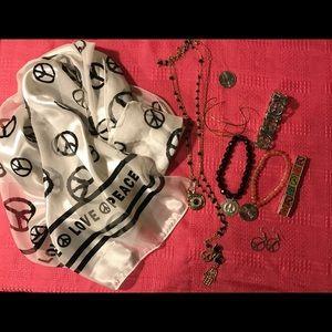 Accessories - Boho peace bundle